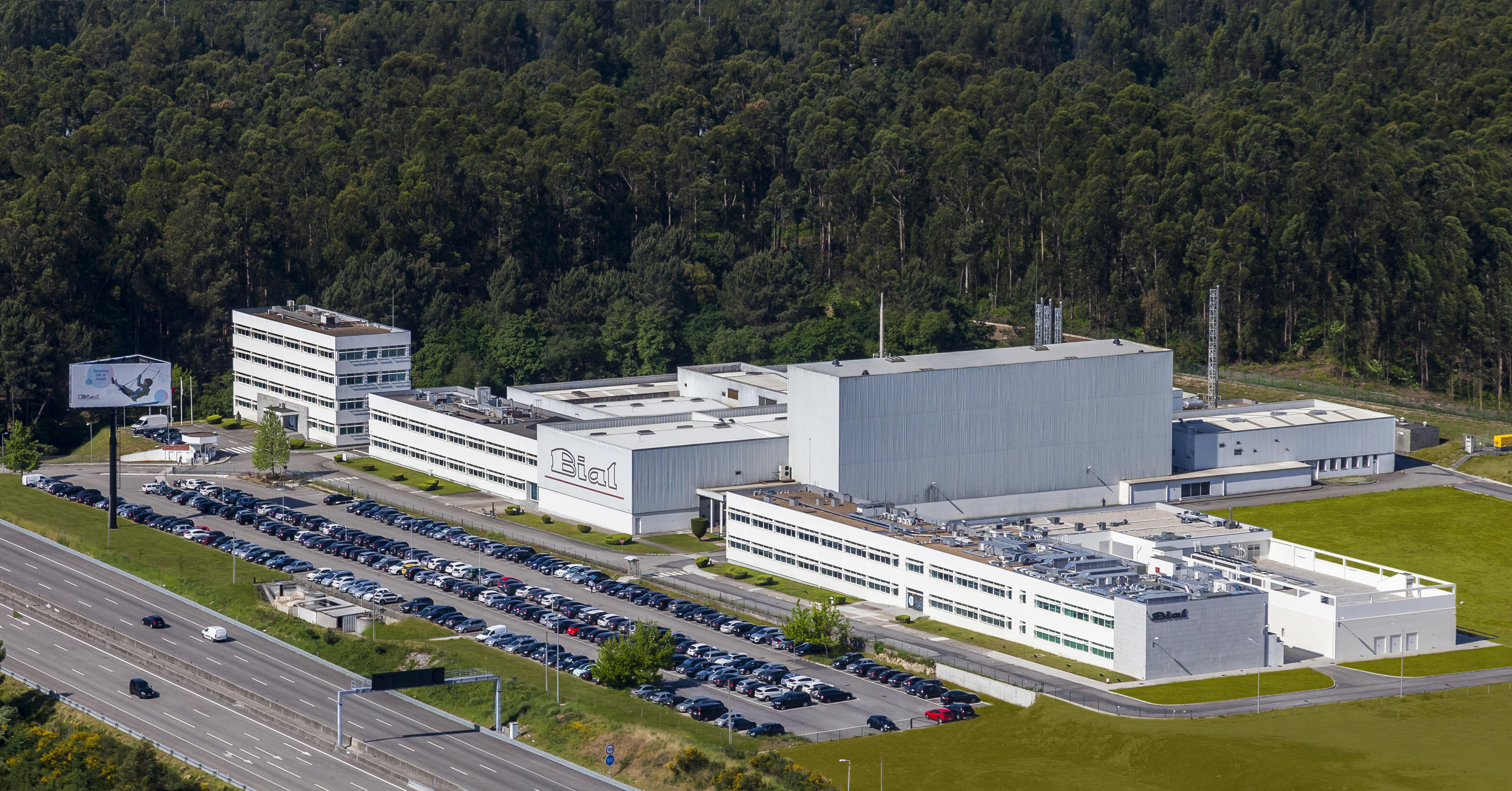Instalações Bial - Portugal